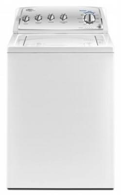 Whirlpool WTW4840YW New Efficient 17 kg Top Loading Washer 220-240 Volt /50 Hertz