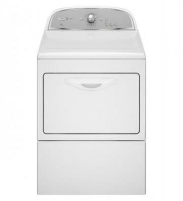 Whirlpool WED5500YW 7.4 cu ft NEW Cabrio High Efficiency Dryer 220-240 Volts / 50 Hertz
