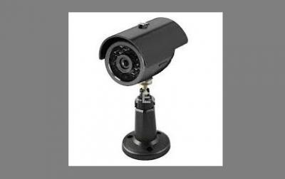 Soltech STB1000R Weatherproof IR Camera 110 - 240 Volts