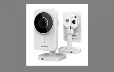 Samsung  SNH1011 SmartCam IP Camera 110 - 240 VOLTS