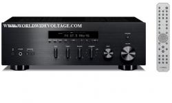 YAMAHA RS300BL Natural Sound Stereo Receiver 50W x 2 110 Volts for USA use ONLY