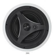 ATLANTIC TECHNOLOGY IWTS7LCRIPS 6.5 Two-way w/dvc In-wall LCR Speaker IP for 110 Volts in USA use ONLY