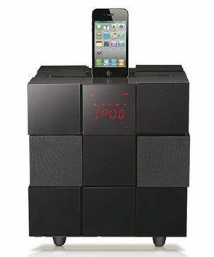 LG ND8520 iPod Speaker Dock for 110 Volts in USA use ONLY FACTORY REFURBISHED (FOR USA)