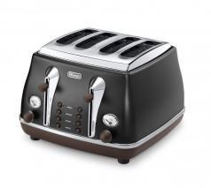 DeLonghi DECTO4003 Icona Toaster 220-240 Volt/ 50-60 Hz