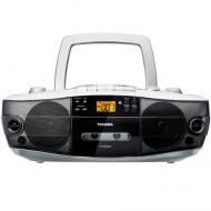Panasonic RX-DU10 - Portable Stereo CD System with AM/FM Radio, MP3, CD-R/RW, USB Playback and Music Port  220 Volts
