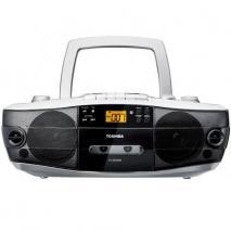 Toshiba TXDK3000 Portable DVD Radio Cassette Recorder 120-240 Volt/ 50-60 Hz