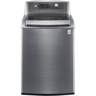 LG WT5170HV 4.7 Cu. Ft. Top Load Washer with WaveForce Technology ColdWash Factory Refurbished (For USA)