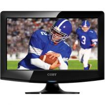 COBY 1526 LEDTV 15 inch Widescreen LED HDTV for 110 Volts