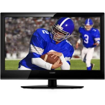 COBY 1926 LEDTV 19 inch Widescreen LED HDTV for 110 Volts