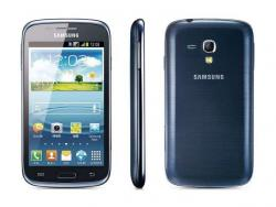 Samsung i9082 Galaxy Grand Duos Dual SIM GSM Unlocked Phone: BLUE