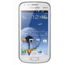 Samsung S7562 Galaxy S Duos Dual SIM Quadband Unlocked GSM Phone-WHITE