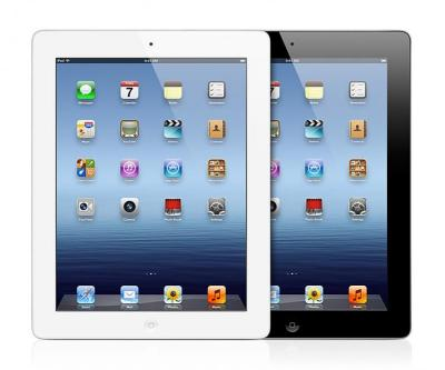 Apple iPad 128GB with Retina Display 4G Black/White
