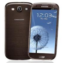 SAMSUNG I9300 GALAXY S III 16GB QUADBAND UNLOCKED PHONE (BROWN)