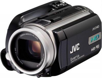 JVC GZ-HD10AH HD HDD Camcorder (On Sale)