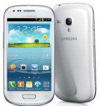 Samsung i8190 Galaxy S III Mini Android Unlocked Phone: WHITE