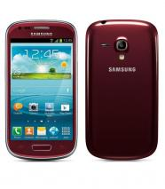 Samsung i8190 Galaxy S III Mini Android Unlocked Phone: RED