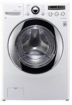 LG WM2650HWA 3.6 cu. ft. Front Load SteamWasher, White FACTORY REFURBISHED (FOR USA)