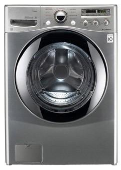 LG WM2655HVA 3.6 cu. ft. SteamWasher W/ 6 Motion Technology FACTORY REFURBISHED (FOR USA)