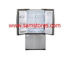 LG LFX28968ST Cu. Ft. 3 Door French Door Refrigerator with Smart Cooling, Stainless Steel FACTORY REFURBISHED (FOR USA)