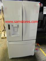 LG LFX28978SW 28 Cu. Ft. French Door Refrigerator Ice/Water Dispenser, Smooth White FACTORY REFURBISHED (FOR USA)