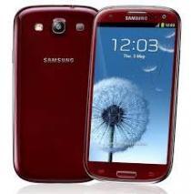 SAMSUNG I9300 GALAXY S III 16GB QUADBAND UNLOCKED PHONE (RED)