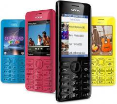 NOKIA 206 Dual Sim Dual-band Unlocked GSM phone