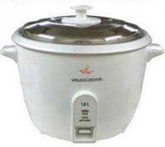 Black & Decker RC1000 1.0 Liters Capacity, Approx 5 Cup uncooked rice 220-240 Volt/ 50 Hz
