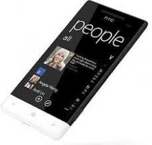 HTC 8S QUADBAND UNLOCKED GSM WINDOWS PHONE: Black