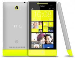 HTC 8S QUADBAND UNLOCKED GSM WINDOWS PHONE: Grey