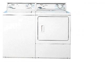 SPEEDQUEEN LGS37 Dryer & SPEED QUEEN LWN311SP301NW22 TOPLOAD WASHER 220-230 VOLT/ 50 HZ Laundry Packages