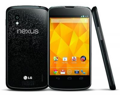 LG E960 Nexus 4 16GB Android 3G QUADBAND Unlocked GSM Phone (SIM Free)