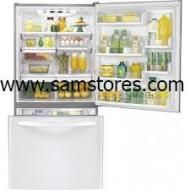 LG LBC22520SW 22.4 Cu.Ft. Bottom Freezer Refrigerator. Factory Refurbished (only for USA)