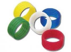 Kramer CON-COMP-RING 100 Color Rings for Compression Connectors More Colors 110 Volts Use Only in USA