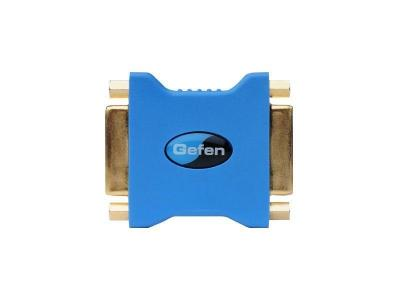 Gefen EXT-DVI-FFWP Gefen DVI Female to Female Adapter with 5V DC Power 110 Volts Use Only in USA