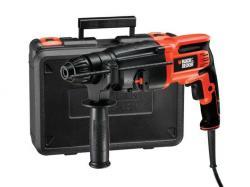 Black and Decker KD750K 240V 600W SDS+ Hammer Drill 240 VOLTS