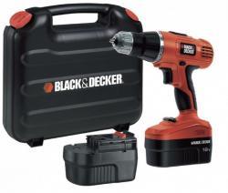 Black & Decker EPC188BK Hammer Drill 18-Volt 220 Volts