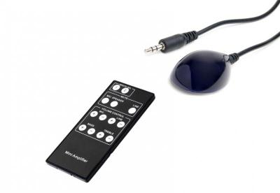 Atlona AT-PA1-IR-G2 Atlona IR Remote Control for AT-PA100-G2 110 Volts Only for use in USA