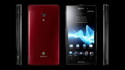 SONY LT28H XPERIA ION HSPA ANDROID GSM UNLOCKED PHONE (RED)