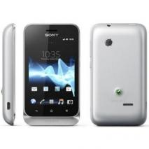 Sony ST21i2 Xperia tipo dual Android Unlocked Phone (Silver)