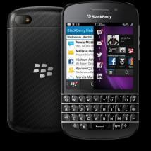 BLACKBERRY Q10 16GB QUADBAND UNLOCKED GSM PHONE: BLACK