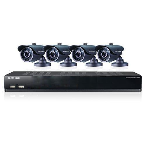 samsung sdsv4040n 8ch security camera system 110 240 volts 220 volt appliances stores. Black Bedroom Furniture Sets. Home Design Ideas