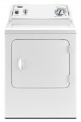 Whirlpool WGD4800YQ  7 Cu. ft Super Capacity Gas Dryer 220-240 Volts/ 50 Hertz