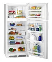 Frigidaire FGTD18V5MW 18 Cu. Ft. Top Mount Refrigerator 220-240 Volt/ 50-60 Hz