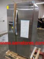 WHIRLPOOL 5ED5FHKXVQ 26 Cu.Ft SIDE BY SIDE REFRIGERATOR 220 VOLTS
