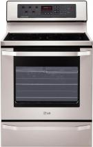 LG LSRE307ST Studio Series 5.6 cu. ft. Electric Range Stainless St FACTORY REFURBISHED (FOR USA)