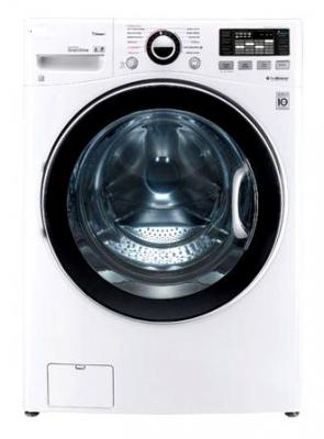 LG WM3470HWA 4.0 cu. ft. Front Load Washer White FACTORY REFURBISHED (FOR USA)
