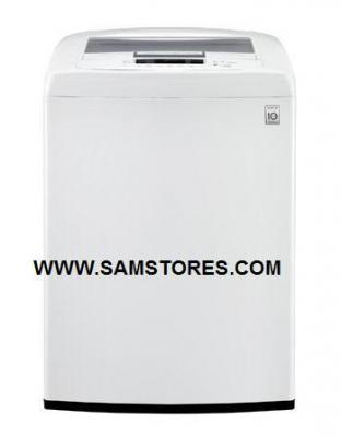 LG WT1101CW 4.3 cu. ft. Top Load Washer White FACTORY REFURBISHED (FOR USA)