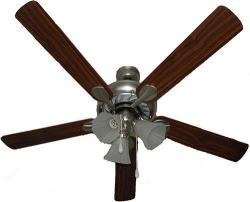 MultiStar MS525C3B Ceiling Fans 220 VOLTS/50-60 Hz