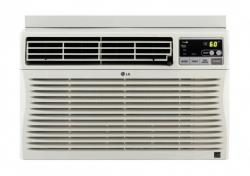 LG L1010ER 10,000 BTU Window Air Conditioner with Remote FACTORY REFURBISHED FOR USA