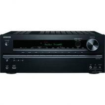 Onkyo TXNR515 3D Ready A/V Receiver - 7.2 Channel - Multizone - Dolby Digital, Dolby TrueHD, Dolby Digital Plus, Dolby Pro Logic IIz, DTS, DTS-HD Master Audio, Audyssey Dynamic Volume, Au (OPEN BOX)